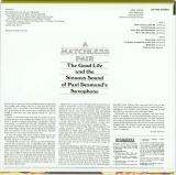 Desmond, Paul - Easy Living, Back cover