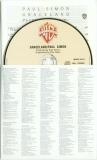 Simon, Paul - Graceland +3, CD, inner cover and insert