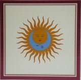 King Crimson - Larks' Tongue In Aspic, Front Cover