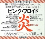 Pink Floyd - Wish You Were Here, Disk Union Promo Obi (First series)