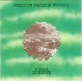 Premiata Forneria Marconi (PFM) - L'Isola di niente, Cover (inner sleeve removed)
