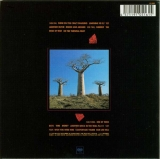 Pink Floyd - Delicate Sound Of Thunder, Back cover