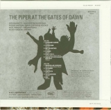 Pink Floyd - The Piper At The Gates of Dawn, Back cover