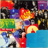 Police (The) - Outlandos d'Amour (enhanced), Back cover