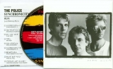 Police (The) - Synchronicity (enhanced), CD, insert and inner sleeve