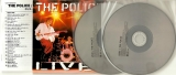 Police (The) - Live , 2 discs and contents