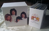 Queen - A Night At The Opera Box, Back of box and spine of drawer