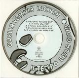Quella Vecchia Locanda - Il Tempo della Gioia, CD and white inner bag