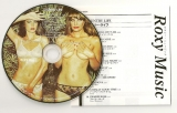 Roxy Music - Country Life, CD & Lyrics sheet