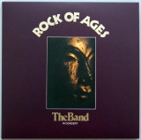 Band (The) - Rock Of Ages +7, Front cover