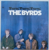 Byrds (The) - Turn! Turn! Turn! +7, Front cover