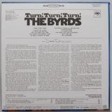 Byrds (The) - Turn! Turn! Turn! +7, Back cover