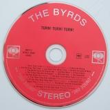 Byrds (The) - Turn! Turn! Turn! +7, CD
