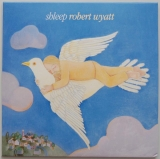 Wyatt, Robert - Shleep, Front cover