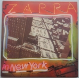 Zappa, Frank - Zappa In New York, Front cover