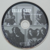 Uriah Heep - Look At Yourself (+7), CD