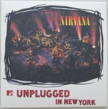 Nirvana - MTV Unplugged In New York, Front Cover