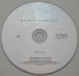 Schulze, Klaus - Mirage, CD