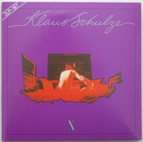 Schulze, Klaus  - X, Front Cover