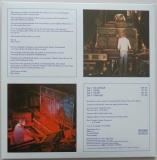 Schulze, Klaus  - Live, Back cover