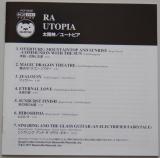 Utopia - Ra, Lyric book
