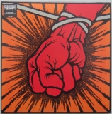 Metallica - St. Anger, Front Cover