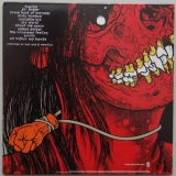 Metallica - St. Anger, Back cover