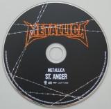 Metallica - St. Anger, CD