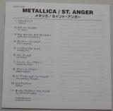 Metallica - St. Anger, Lyric book