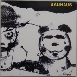 Bauhaus - Mask, Front Cover