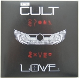 Cult (The) - Love, Front Cover
