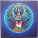 Journey - Captured, Front Cover