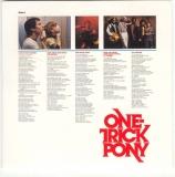 Simon, Paul - One Trick Pony,