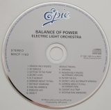 Electric Light Orchestra (ELO) - Balance Of Power, CD