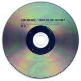 Supertramp - Crime Of The Century, disc
