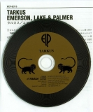 Emerson, Lake + Palmer - Tarkus, Contents