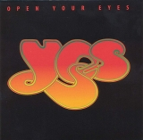 Yes - Open Your Eyes (+1, Front