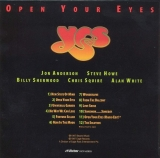 Yes - Open Your Eyes (+1, Back