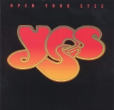 Yes - Open Your Eyes (+1, Insert booklet