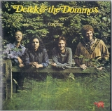 Derek + The Dominos - In Concert, frontcover