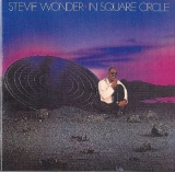 Wonder, Stevie - In Square Circle, front