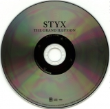 Styx - Grand Illusion, CD