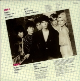 Blondie - Eat To The Beat (+4), Inner Disc sleeve