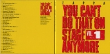 Zappa, Frank - You Can't Do That on Stage Anymore Vol.1, Front of Gatefold Sleeve