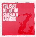 Zappa, Frank - You Can't Do That on Stage Anymore Vol.1, Fold Out Printed Sheet