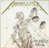 Metallica - ... And Justice for all, Front