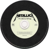 Metallica - ... And Justice for all, CD
