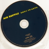Air Supply - Lost In Love, disc