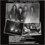 Metallica - Ride The Lightning , Inner Sleeve