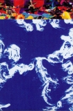 Collector card back with a detail from Satanic Majesties cover